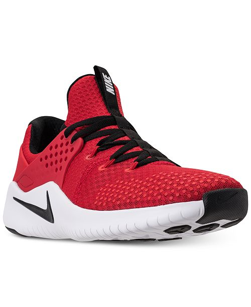 db7be331350c Nike Men s Free Trainer V8 Training Sneakers from Finish Line ...