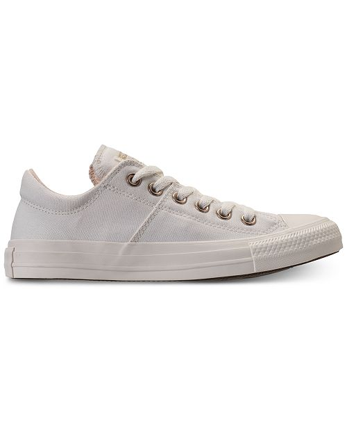 489ade9bdbd7 Converse Women s Chuck Taylor Madison Casual Sneakers from Finish ...
