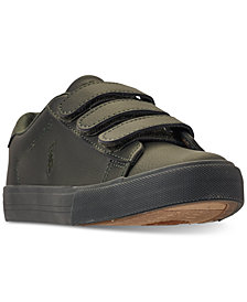 Polo Ralph Lauren Little Boys' Easten EZ Casual Sneakers from Finish Line