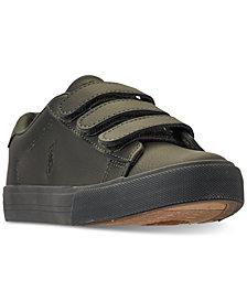 Polo Ralph Lauren Little Boys' Easten EZ Casual Sneakers from Finish Line