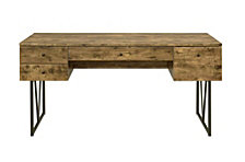 Ridgewood Industrial Writing Desk