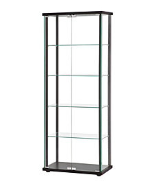 Whitestone Contemporary Two-door Curio Cabinet