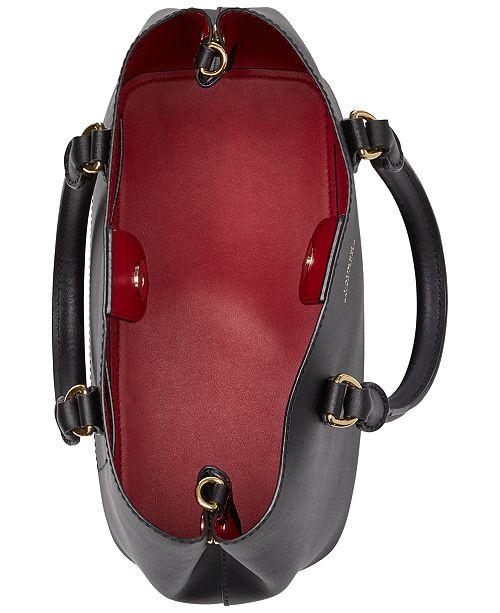 Lauren Ralph Lauren Dryden Marcy II Leather Satchel   Reviews ... 1eed3dd189763