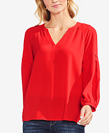 Vince Camuto V-Neck Top