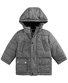 S Rothschild & CO Baby Boys Hooded Parka