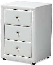 Melisenda Nightstand, Quick Ship
