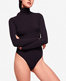 Free People That Classic Girl Turtleneck Bodysuit