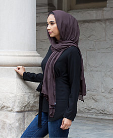 Verona Collection Solid Head Scarf