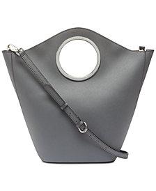 Calvin KleinLexi Saffiano Leather Tote