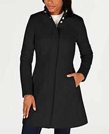 Stand-Collar Walker Coat