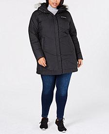 Columbia Plus Size Snow Eclipse™ Mid Jacket