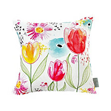 Sara B Tulip Square Accent Pillow