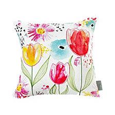 Sara B Tulip Square Accent Pillow