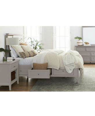 Sanibel Storage Queen Bed, Created for Macy's