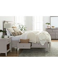 Sanibel Storage Bedroom 3-Pc. Set (Queen Bed, Nightstand, and Dresser), Created for Macy's