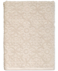 Avanti Tiles Cotton Terry Bath Towel