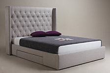 Blair 2Drawer Bed  Fabric