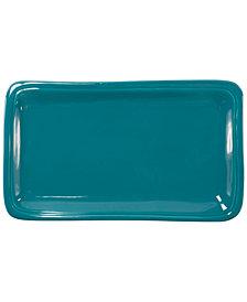Viva by Vietri  Fresh Collection Small Rectangular Platter