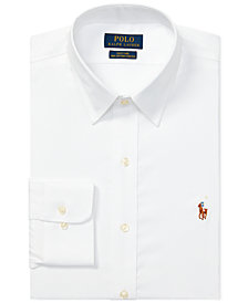 Polo Ralph Lauren Men's Classic-Fit Easy-Care Dress Shirt