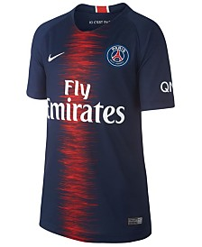 Nike Men's Paris Saint-Germain Club Team Home Stadium Jersey