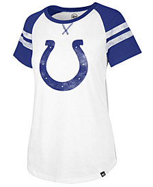 '47 Brand Women's Indianapolis Colts Flyout Raglan T-Shirt