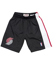Mitchell & Ness Men's Portland Trail Blazers Swingman Shorts