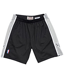 Mitchell & Ness Men's San Antonio Spurs Swingman Shorts