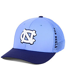 Top of the World North Carolina Tar Heels Chatter Stretch Fitted Cap