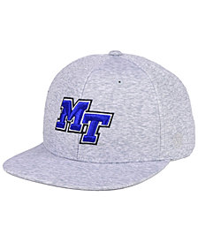 Top of the World Middle Tennessee State Blue Raiders Solar Snapback Cap