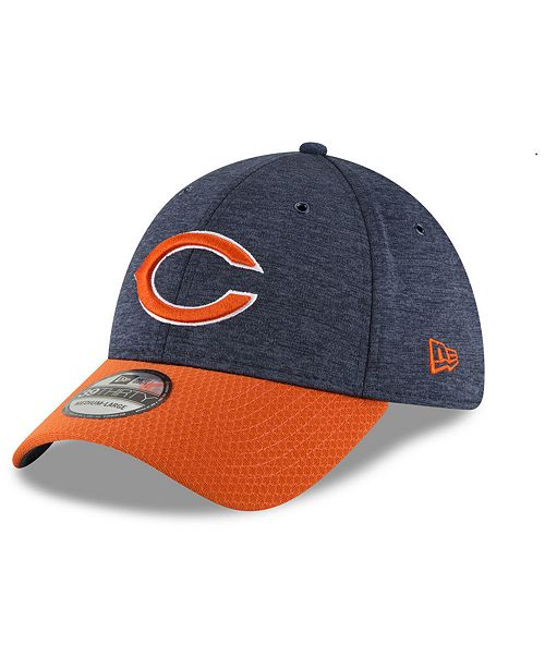 8138915a45f New Era Chicago Bears On Field Sideline Home 39THIRTY Cap - Sports ...