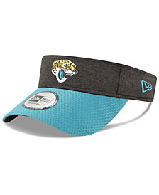 New Era Jacksonville Jaguars On Field Sideline Visor