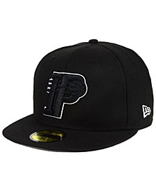 New Era Indiana Pacers Combo Logo 59FIFTY FITTED Cap