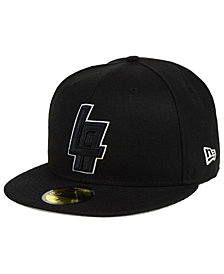 New Era Los Angeles Clippers Combo Logo 59FIFTY FITTED Cap