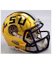 Riddell LSU Tigers Speed Chrome Alt Mini Helmet