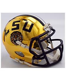 Riddell LSU Tigers Speed Chrome Alt Mini Helmet