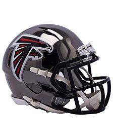 Riddell Atlanta Falcons Speed Chrome Alt Mini Helmet
