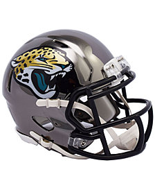Riddell Jacksonville Jaguars Speed Chrome Alt Mini Helmet