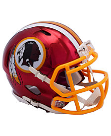 Riddell Washington Redskins Speed Chrome Alt Mini Helmet