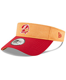 New Era Tampa Bay Buccaneers On Field Sideline Visor
