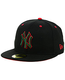 New Era New York Yankees Italian 59FIFTY FITTED Cap