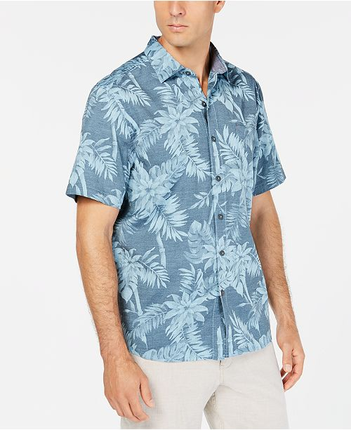 76e8fb2e2b9 Tommy Bahama Men s Tropical Tones Shirt  Tommy Bahama Men s Tropical Tones  ...