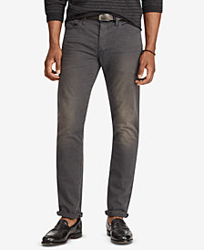 Polo Ralph Lauren Men's Big & Tall Hampton Relaxed Fit Straight Chino Pants