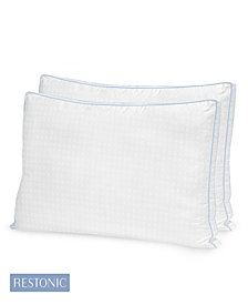 Restonic 2 Pack TempaGel Max Cooling King Pillow
