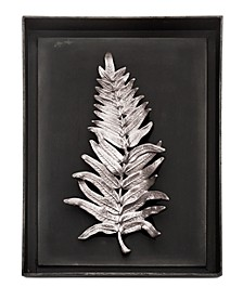 Fern Wall Shadow Box