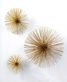 Wall Flowers, Set of 3