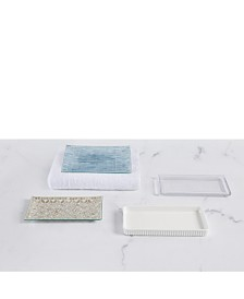 JLA Home Tray Bath Collection, Created for Macy's