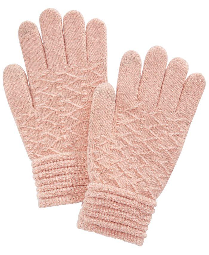 Steve Madden - Zigzag Touchscreen Gloves