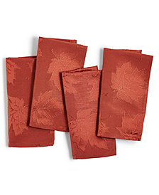 Bardwil Hampshire 4-Pc. Napkin Set