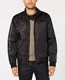 I.N.C. Men's Berg Bomber Jacket, Created for Macy's