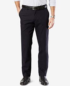 NEW Dockers Signature Lux Cotton Straight Fit Stretch Khaki Pants